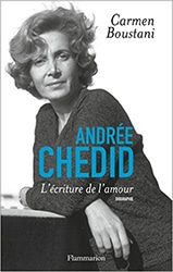 Hommage à Andrée Chedid