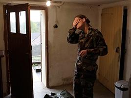 <i>La guerre intérieure</i> d'Axelle de Russé