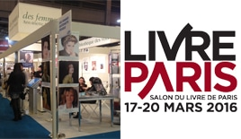 Salon Livre Paris 2016