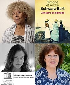 Rencontre avec Simone Schwarz-Bart