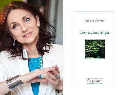Rencontre dédicace Jocelyne Sauvard