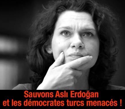 Sauvons Asli Erdogan