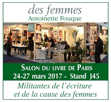 Salon du livre Paris 2017