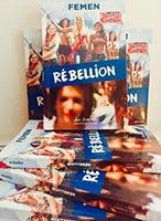 Rébellion du mouvement FEMEN à Lille