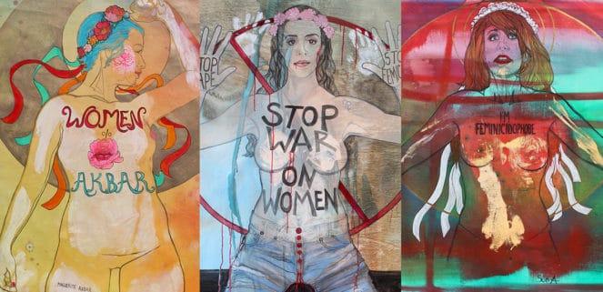 Déesses Femen