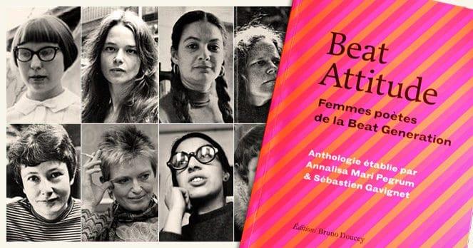 Beat Attitude, Femmes poètes de la beat generation