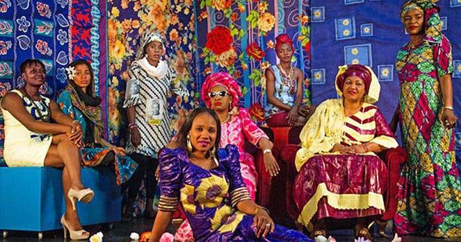 Panafricaine des femmes 2018