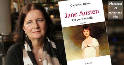 Jane Austen de Catherine Rihoit
