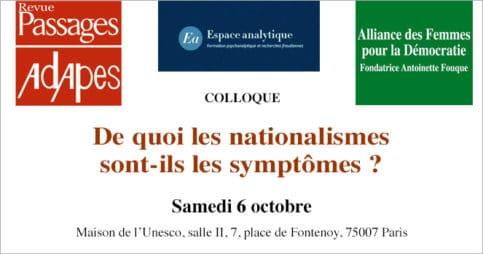 De quoi les nationalismes sont-ils les symptômes ?
