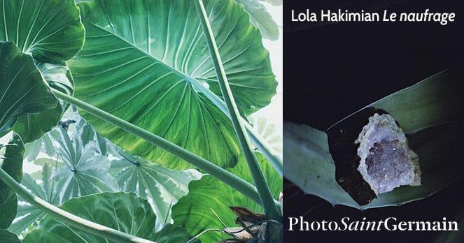 Lola Hakimian expose Le naufrage