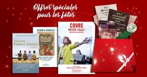 Noël à la Librairie des femmes