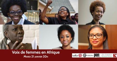 Voix de femmes en Afrique