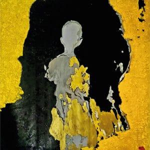 Génération Plurielles peinture de Caroline de Boissieu