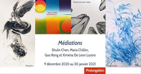 Médiations, exposition