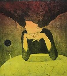 Carmen Herrera Nolorve, El arbol de Ana Maria