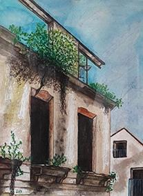 Liz Barthel, Convento de Santa Clara