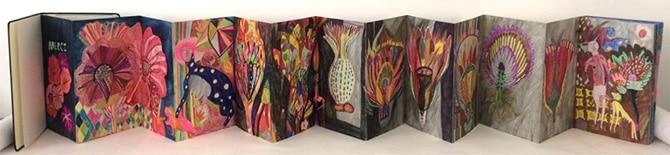 Yanieb Fabre, Série de livres, 2014-2018