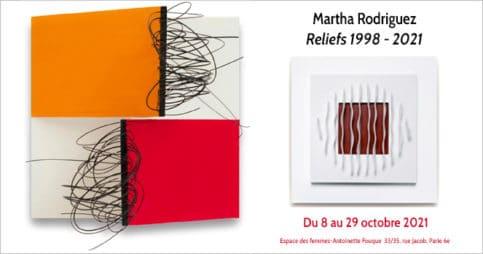 Martha Rodriguezexpose Reliefs, 1998-2021